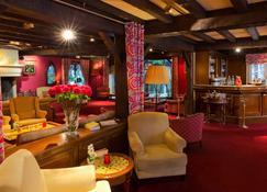 Hostellerie La Briqueterie - Vinay - Bar