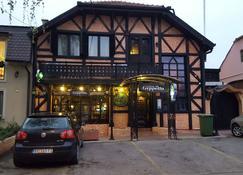 Villa Geppetto - Belgrado - Edificio