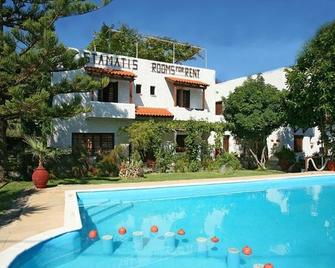 Summer Lodge - Maleme - Pool