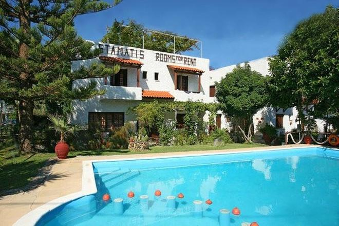 Summer Lodge - Maleme - Pool