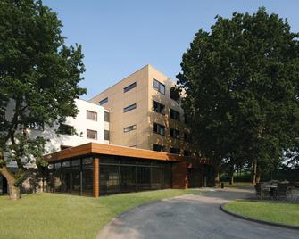 Fletcher Wellness-Hotel Stadspark - Bergen op Zoom - Gebouw