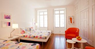 Porto Lounge Hostel & Guesthouse - Porto - Bedroom