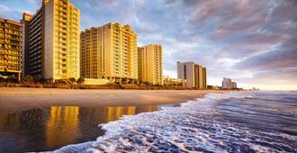 Wyndham Ocean Boulevard - North Myrtle Beach - Edifício
