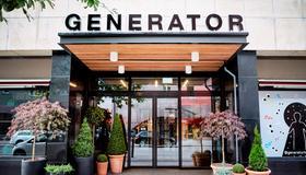 Generator Stockholm - Stockholm - Building