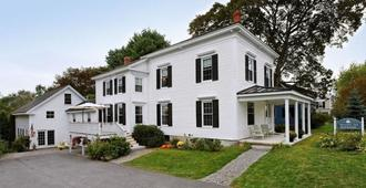 Kennebec Inn Bed and Breakfast - Bath - Building