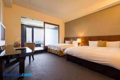 South Garden Hotels and Resorts - Jhongli - Bedroom