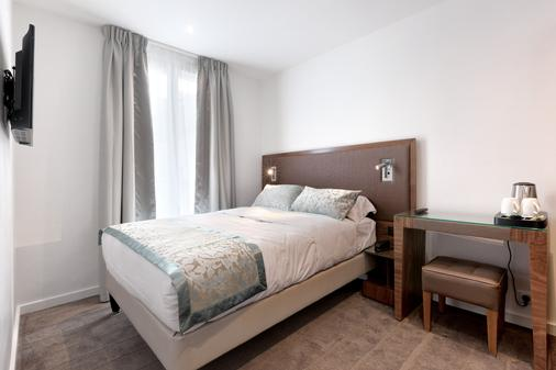 Hotel Le Trente - Pariisi - Makuuhuone