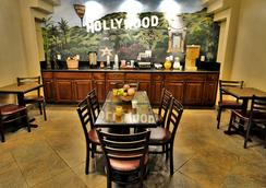 Hollywood Inn Express South - Los Angeles - Restaurant