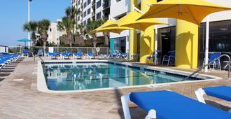Seaside Resort - North Myrtle Beach - Piscina