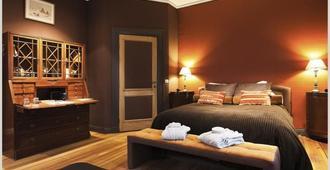 Hotel Le Tissu - Antuérpia - Quarto