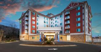 Holiday Inn Express & Suites Asheville Downtown, An IHG Hotel - אשוויל - בניין