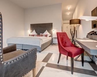 Hotel Hafen Flensburg - Фленсбург - Bedroom