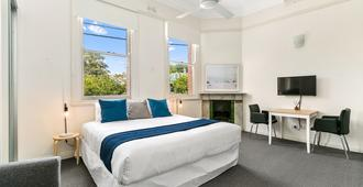 Excelsior Serviced apartments - Sydney - Bedroom