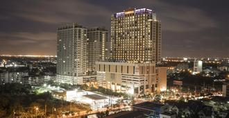 The Grand Fourwings Convention Hotel - Bangkok - Byggnad