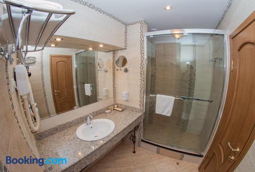 Uyut Hotel - Αλμάτι - Μπάνιο