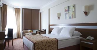 Atalay Hotel - אנקרה - חדר שינה