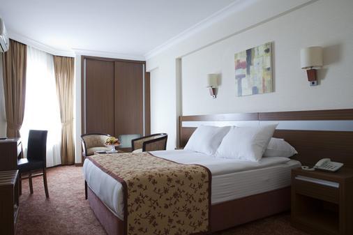 Atalay Hotel - Ankara - Bedroom
