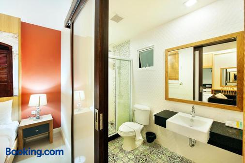 拉沙達拉塔納公寓酒店 - 拉察達 - Ratsada - 浴室