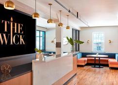 The Wick, Hudson, a Tribute Portfolio Hotel - Hudson - Recepcja