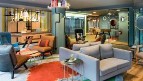 阿德吉奧巴黎貝西鄉村酒店 - 巴黎 - 休閒室