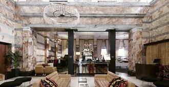 Club Quarters Hotel, Trafalgar Square - London - Lobby