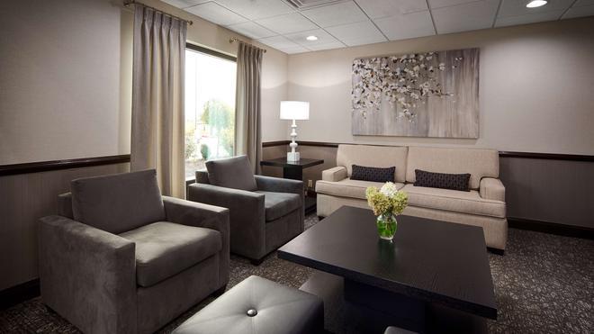 Best Western Suites - Columbus - Lounge