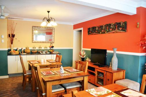 Palms Bed & Breakfast - Perth - Ruokailuhuone