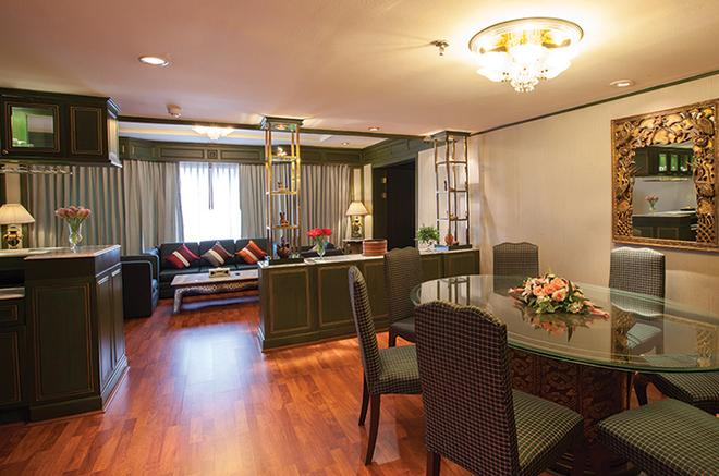 Chiangmai Grandview Hotel & Convention Center - Chiang Mai - Dining room
