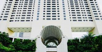 The Ritz-Carlton Millenia Singapore - Σιγκαπούρη - Κτίριο