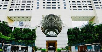 The Ritz-Carlton Millenia Singapore - Singapur - Edificio