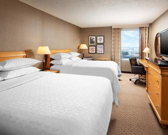 Sheraton Cleveland Airport Hotel - Cleveland - Schlafzimmer