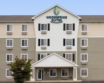 WoodSpring Suites Champaign near University - Шампань - Building