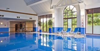 Holiday Inn Glasgow - East Kilbride - גלזגו - בריכה