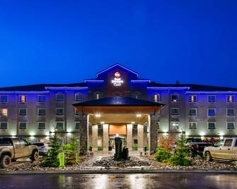 Best Western Plus Drayton Valley All Suites - Drayton Valley - Building