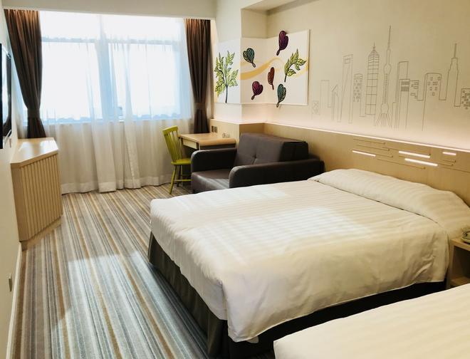 偉晴軒酒店 - 香港 - 臥室