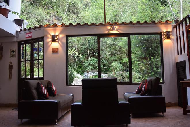 Terrazas del Inca Bed and Breakfast - Machu Picchu - Oleskelutila