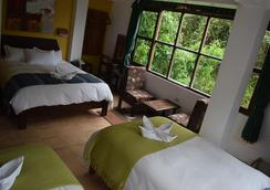 Terrazas del Inca Bed and Breakfast - Machu Picchu - Phòng ngủ