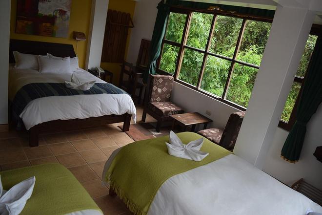 Terrazas del Inca Bed and Breakfast - Machu Picchu - Makuuhuone