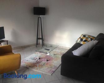 Gîte 'Smart'In' - Eguisheim - Living room