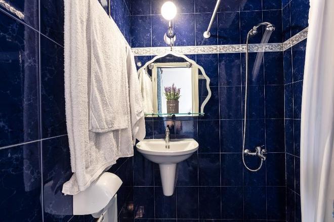 Yianna Hotel - Skala - Salle de bain