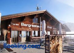 Berggasthaus First - Grindelwald - Gebäude
