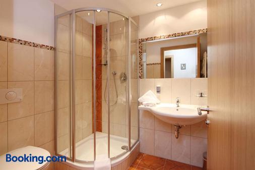 Hotel Appart Peter - Sölden - Bathroom