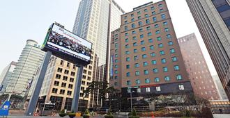 New Kukje Hotel - Seoul - Building