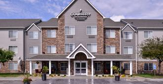 Country Inn & Suites by Radisson, Omaha Airport - Carter Lake - Gebäude