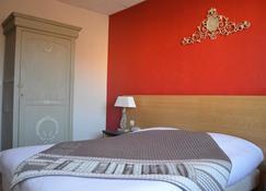 Hotel Regina - Sète - Bedroom