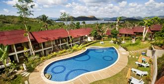 Asia Grand View Hotel - Coron - Piscina