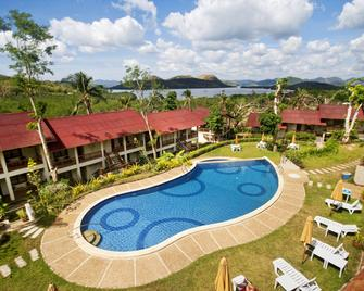 Asia Grand View Hotel - Coron - Pool