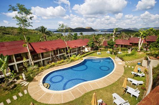 Asia Grand View Hotel - Coron - Πισίνα