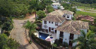 Pousada Araujo Bazilio - Tiradentes - Edifício