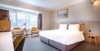 Hotel Carlton - גאנט - חדר שינה
